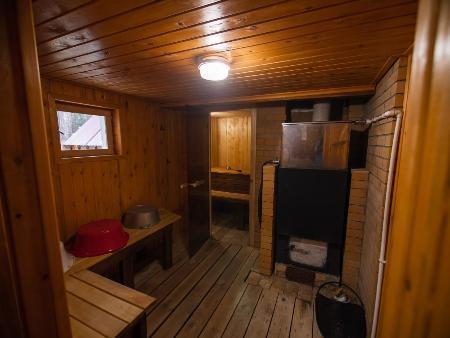 Заезжий дом (4м) с баней